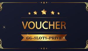 Ggslots-Prive Vouchers