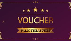 Palm Treasures Voucher